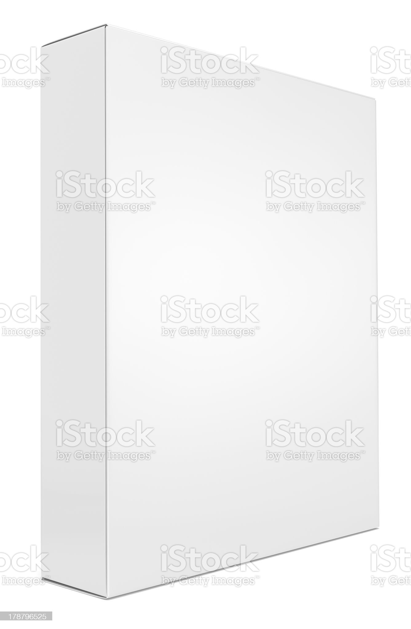 Box. royalty-free stock photo