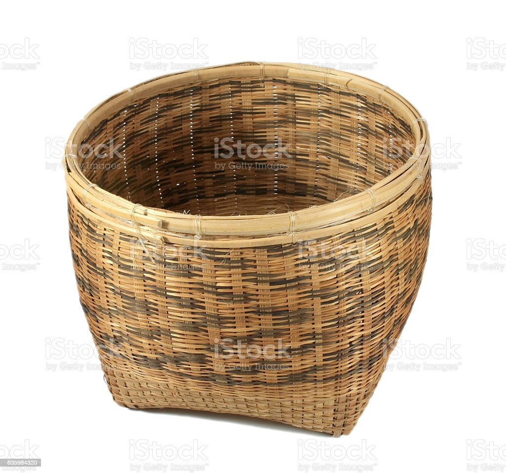 Box weave stock photo