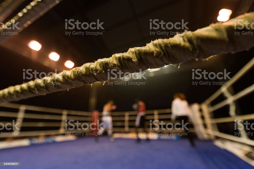 Boxe stock photo