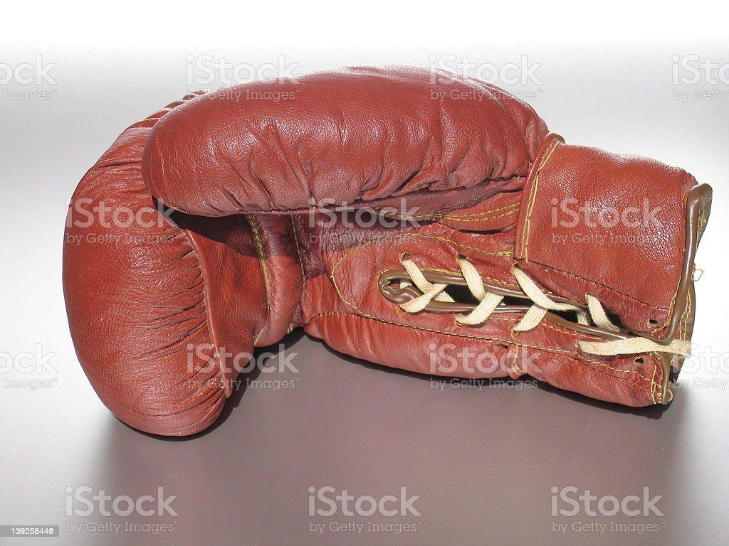 Boxing Glove I royalty-free stock photo