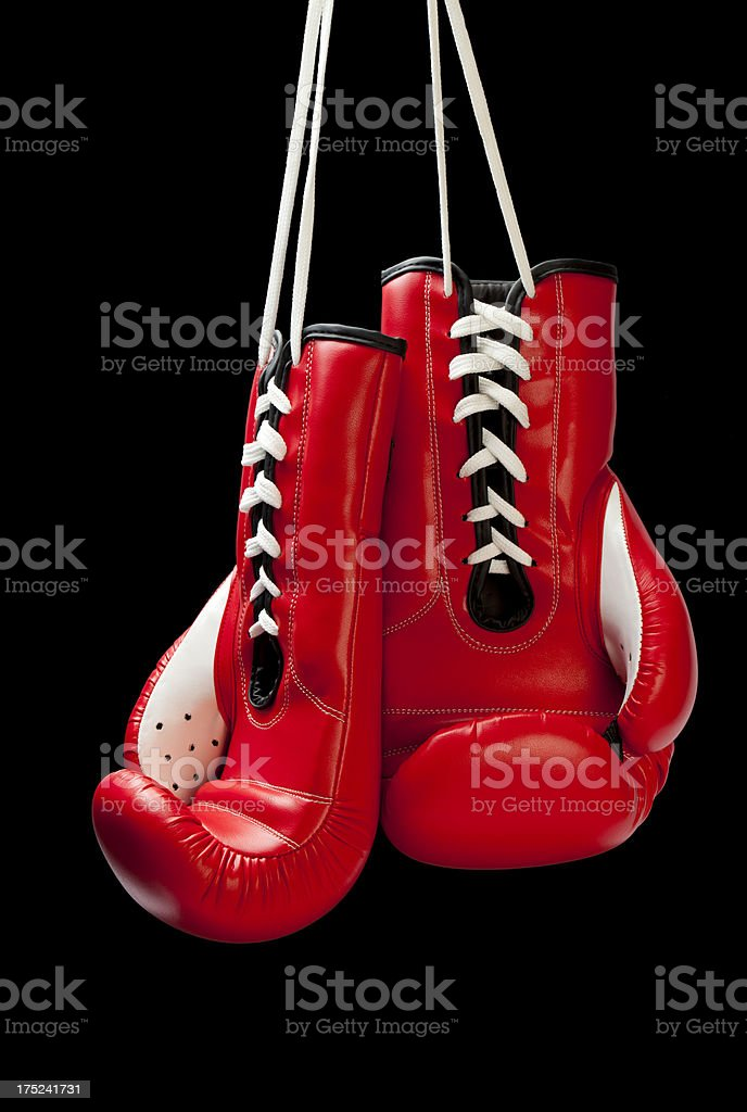 Boxing Glove royalty-free stock photo