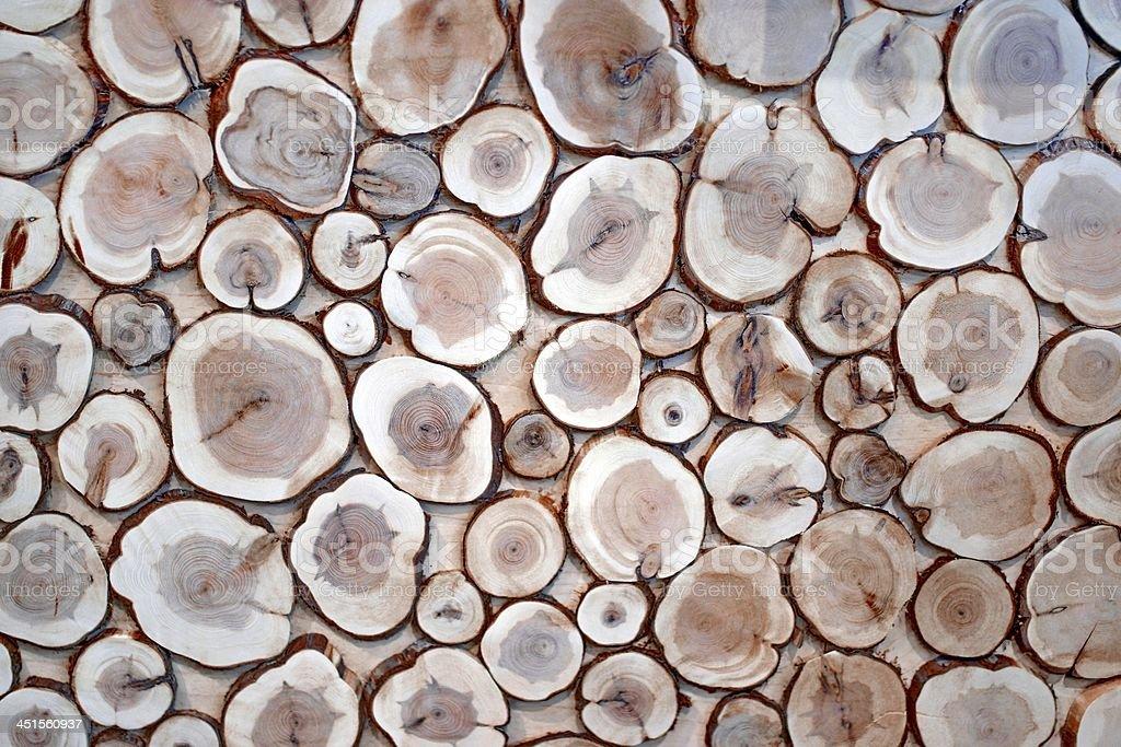 Boxwood tree rings background XXXL 1 stock photo