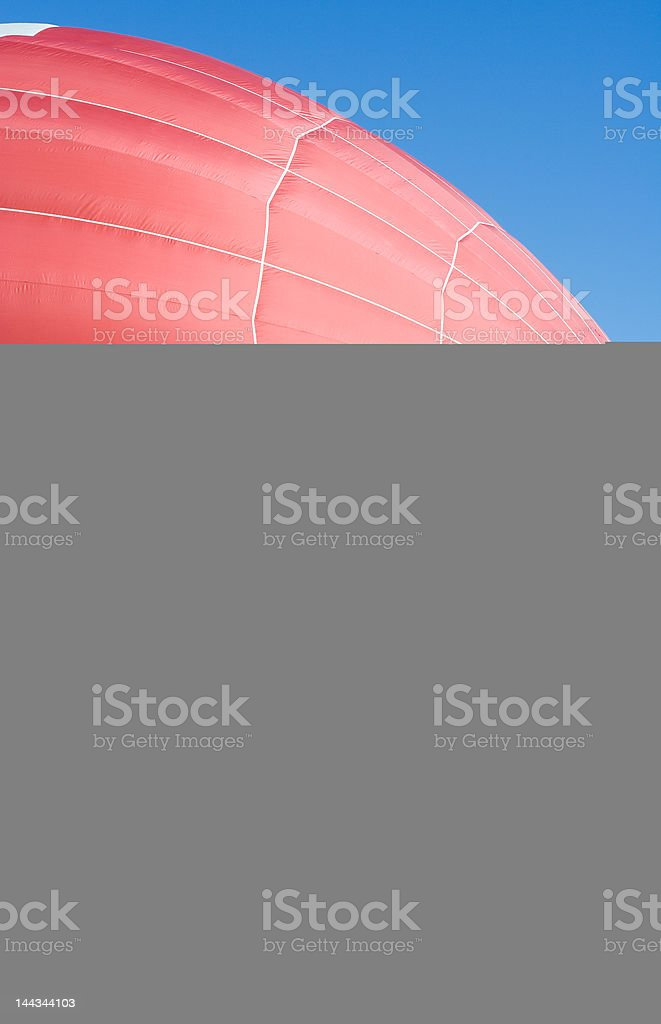 Boy and Balloons royalty-free stock photo