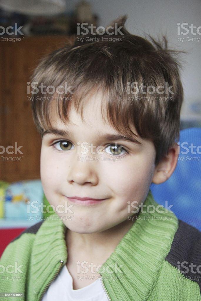 boy royalty-free stock photo
