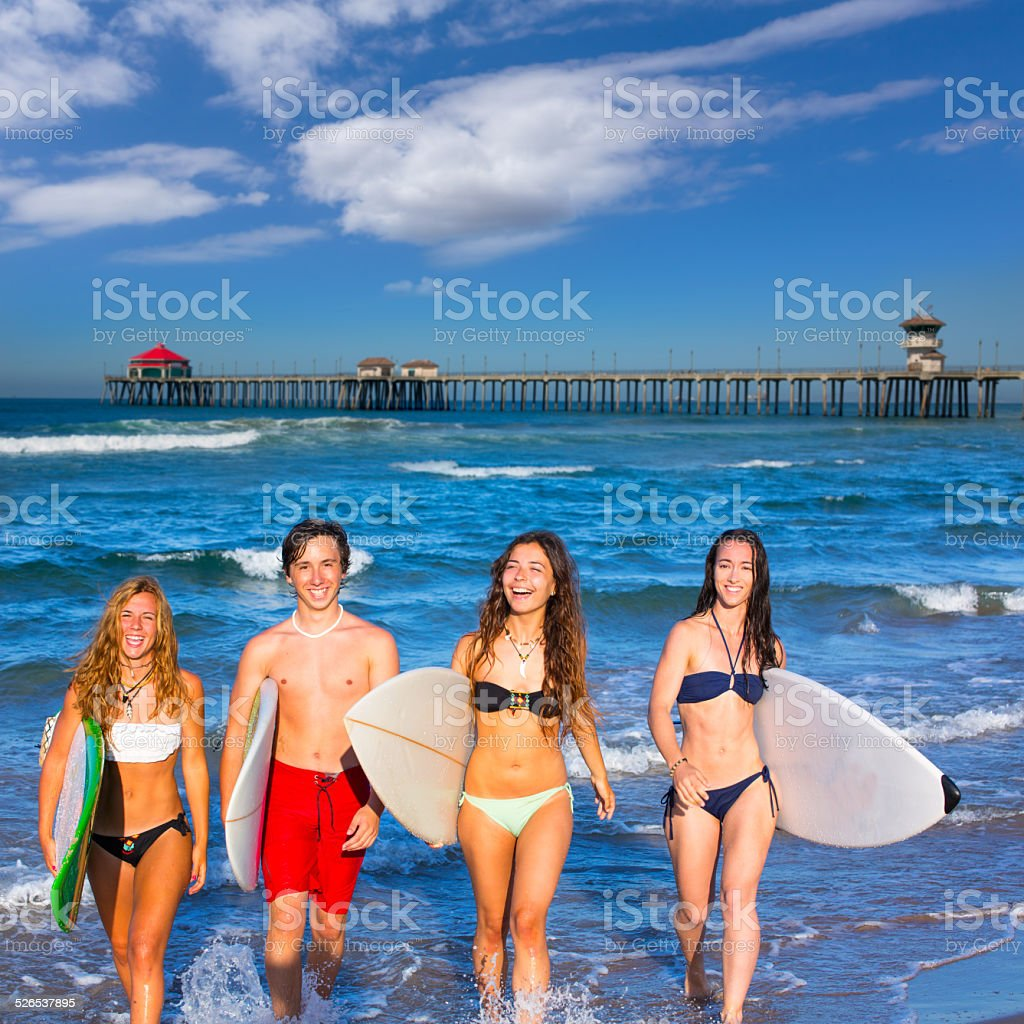 Huntington beach california stock photos and pictures getty images - Summer California Huntington Beach California Usa Adult