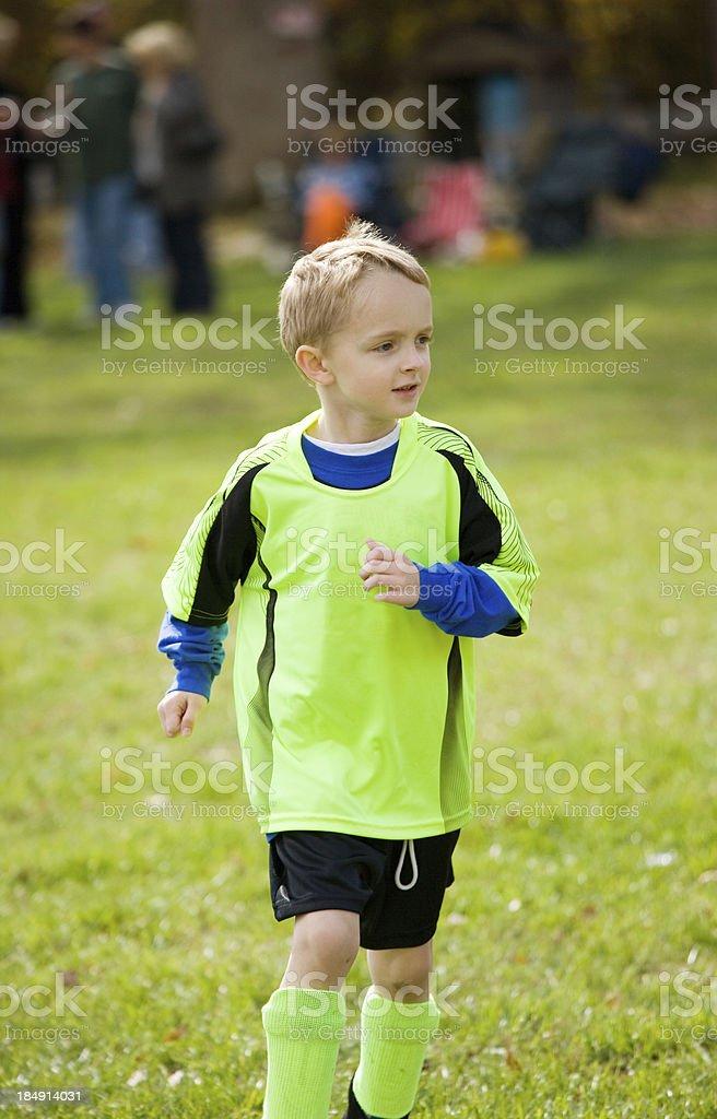 boys soccer stock photo