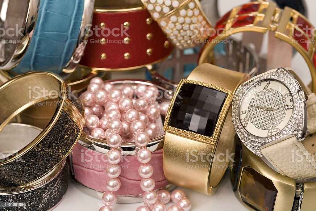 bracelet royalty-free stock photo