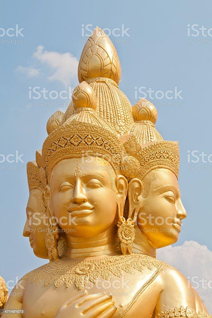 Brahma royalty-free stock photo