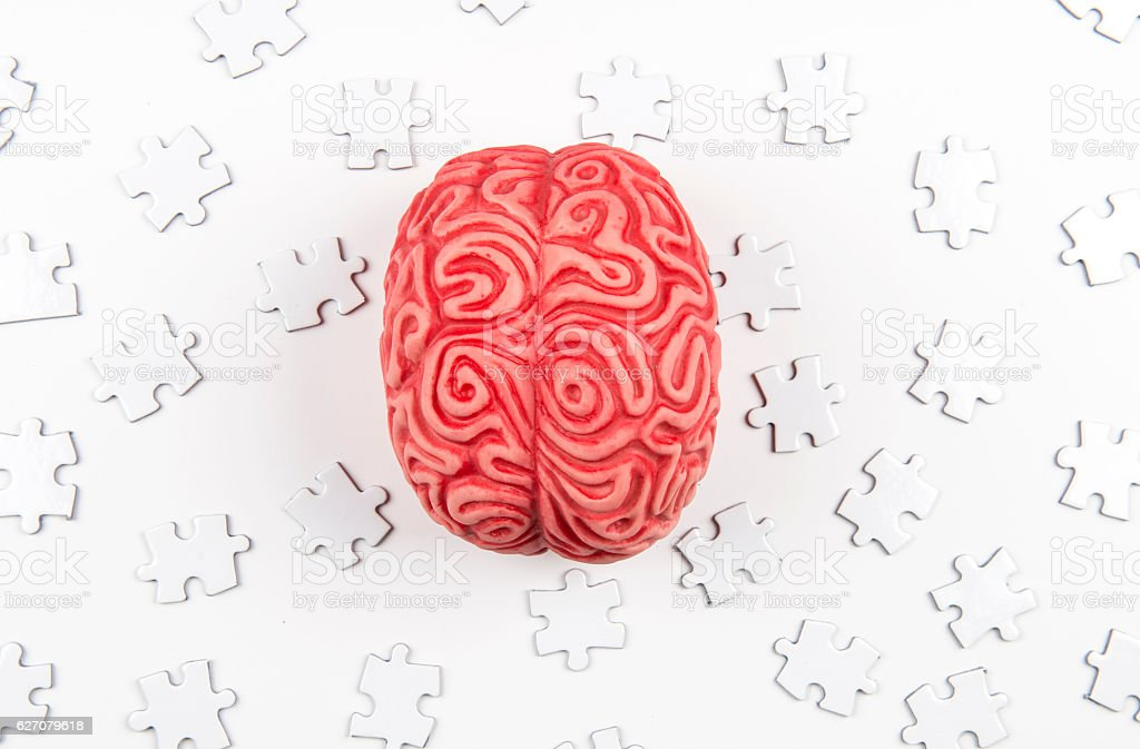 Brain For Solutions stock photo