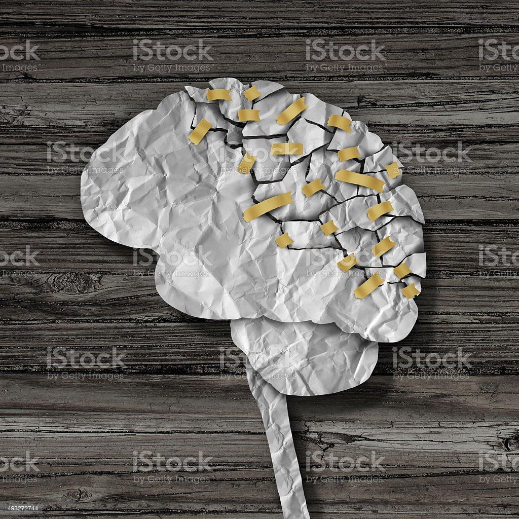 Brain Rehabilitation stock photo