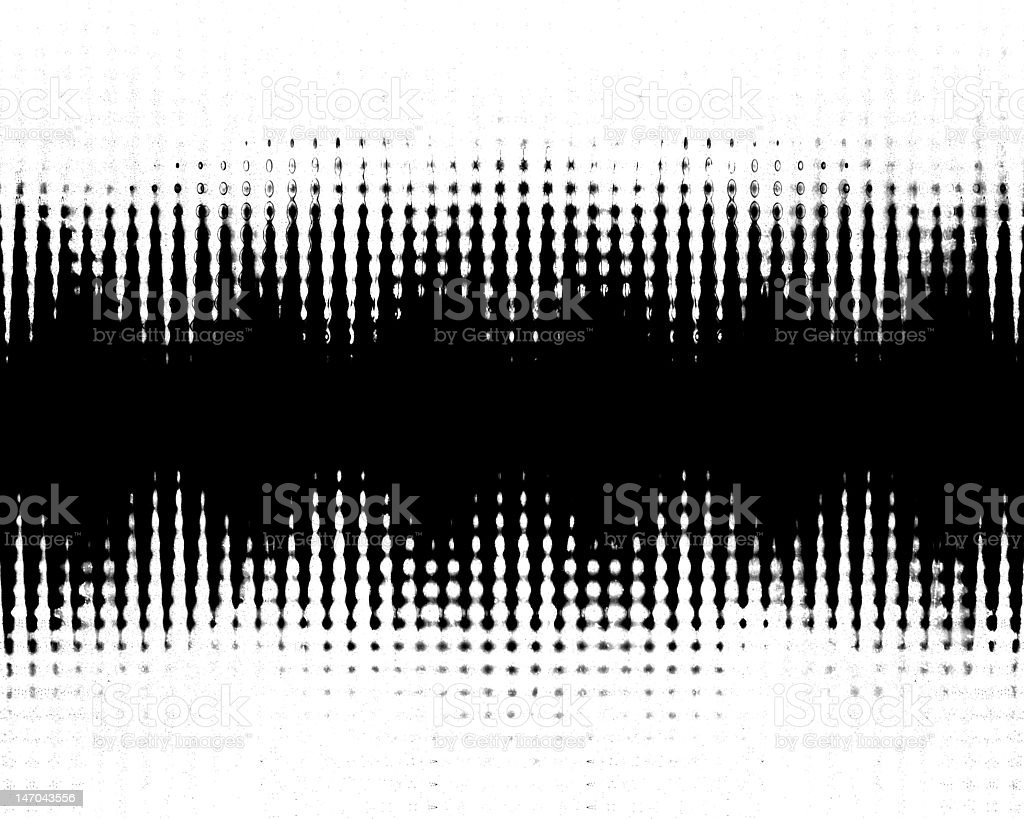 brain wave stock photo