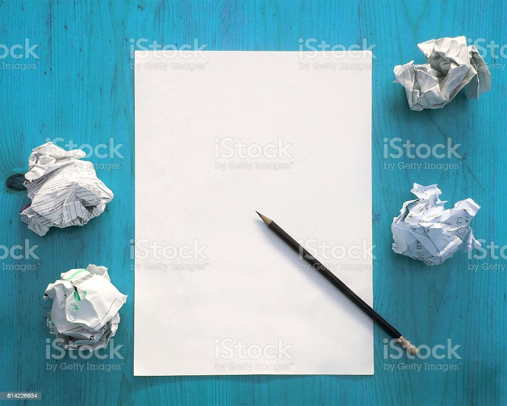 Brainstorming. stock photo