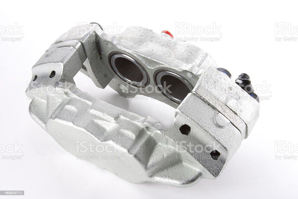 Brake Calliper stock photo