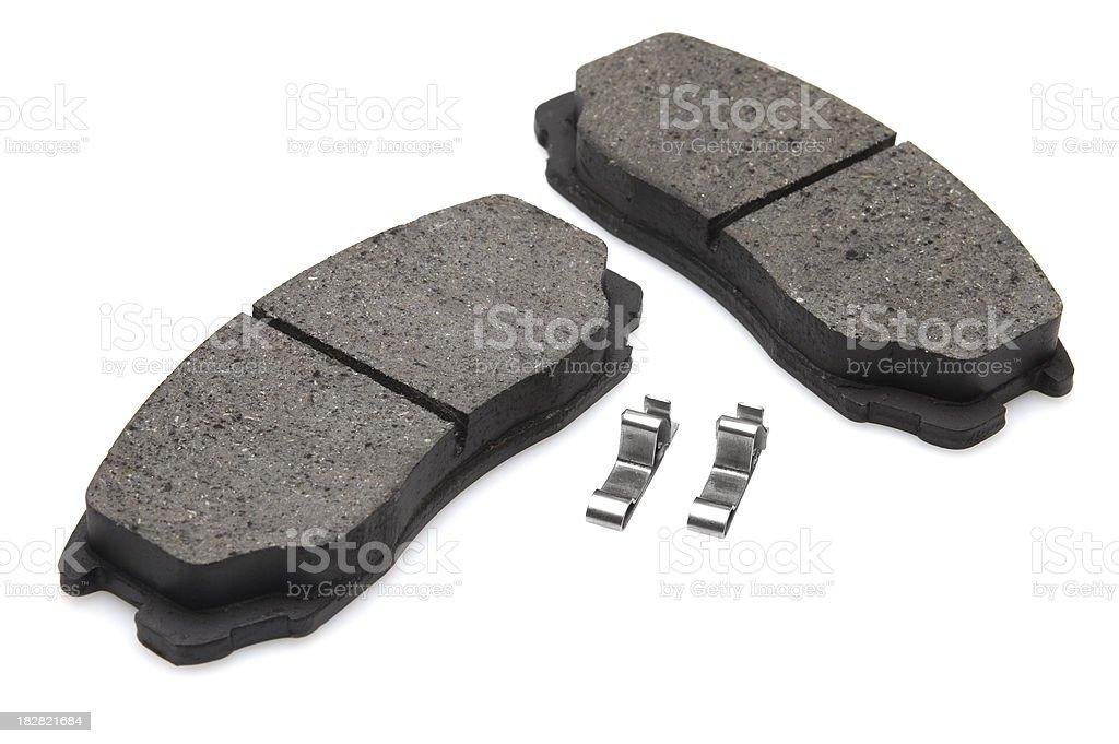 brake pads royalty-free stock photo