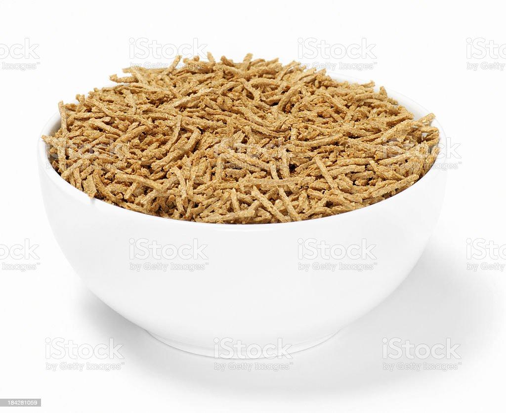Bran Breakfast Cereal stock photo