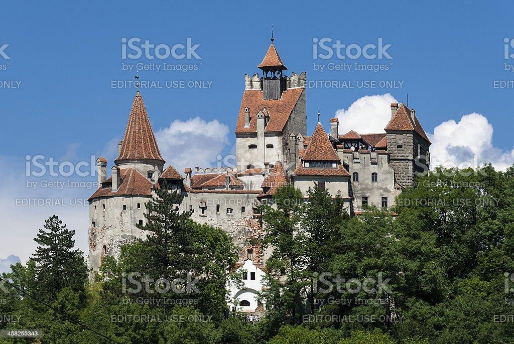 Bran Castle, Romania royalty-free stock photo