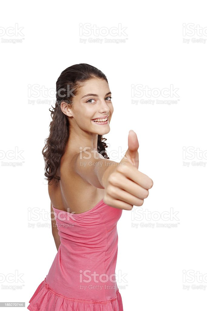 Brand approval! royalty-free stock photo