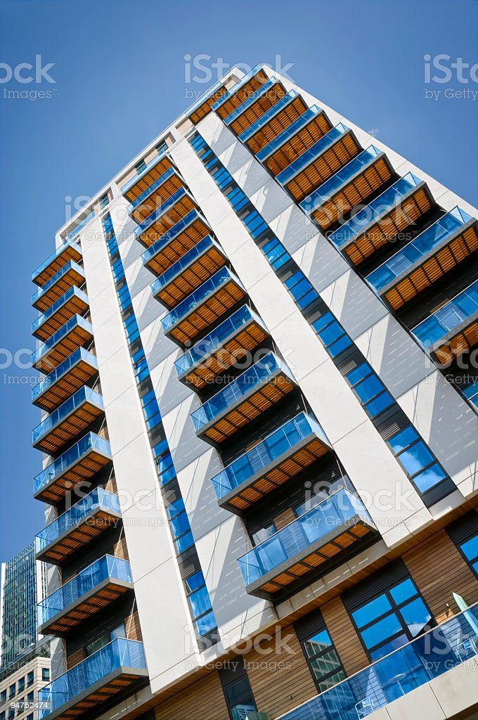 Brand new executive apartment royalty-free stock photo