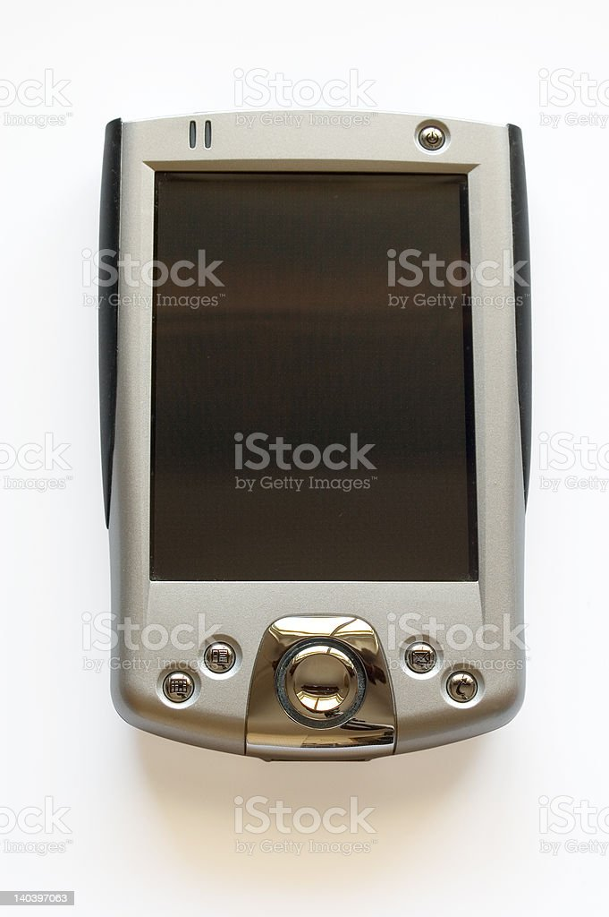 Brand new PDA royalty-free stock photo