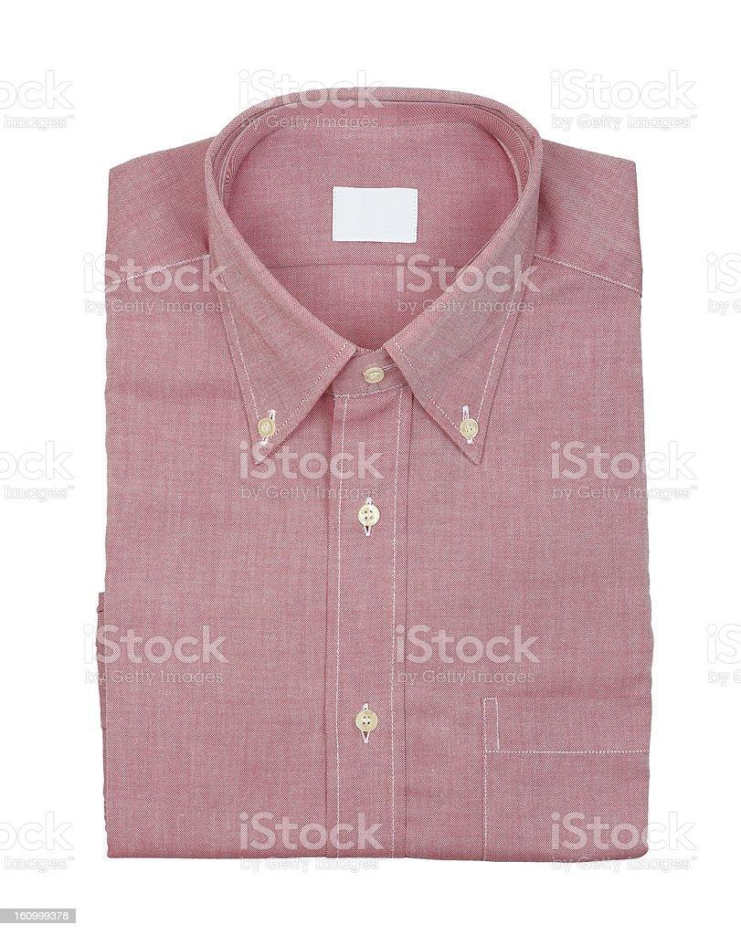 brand new shirt royalty-free stock photo