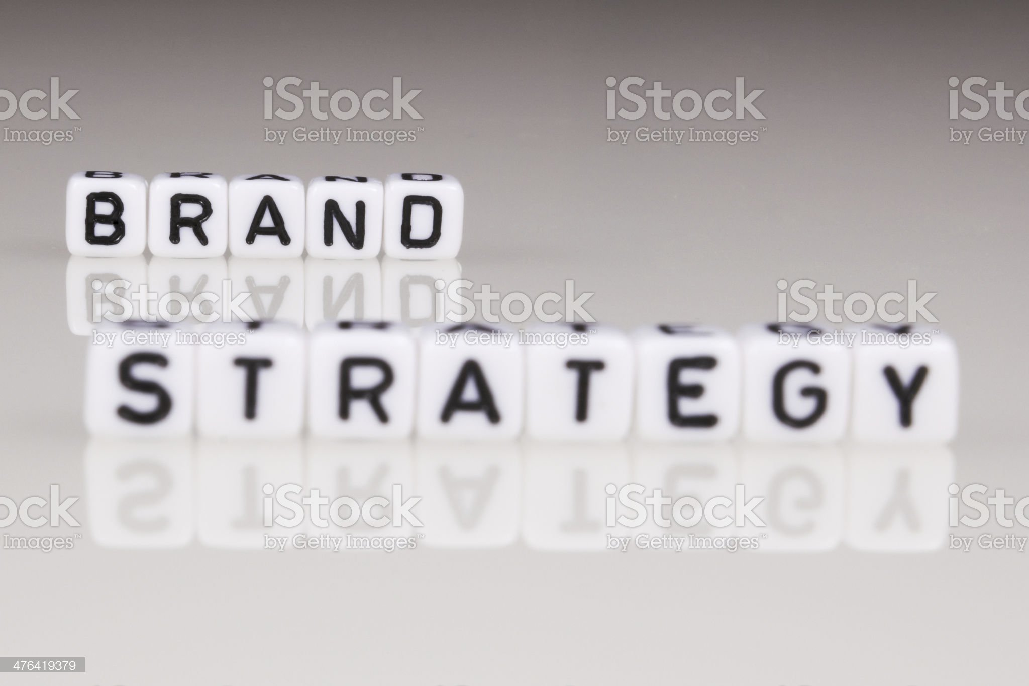 Brand Strategy royalty-free stock photo