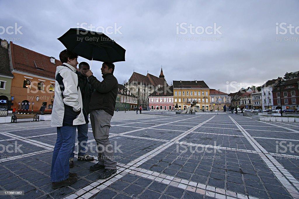 Brasov, Romania royalty-free stock photo