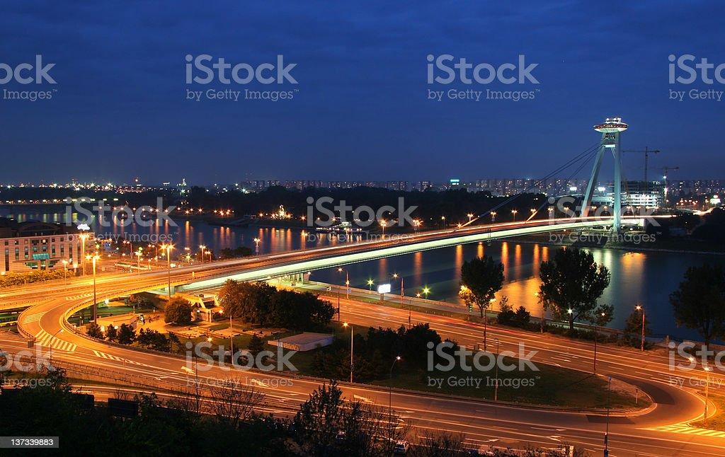 Bratislava royalty-free stock photo