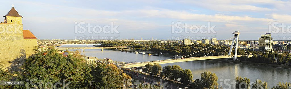 Bratislava royalty-free stock photo