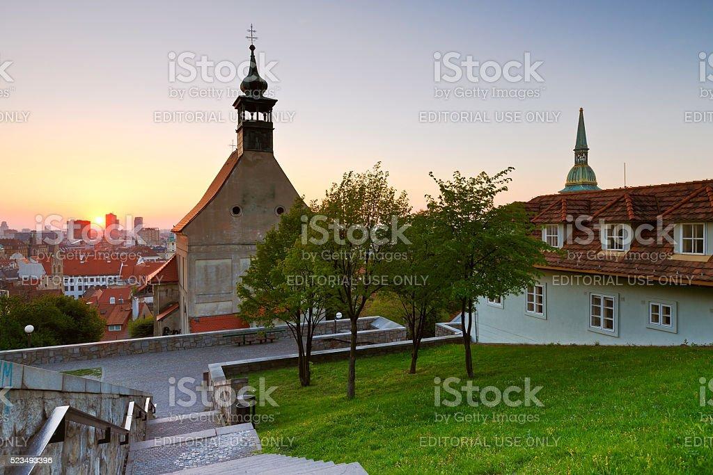 Bratislava. stock photo