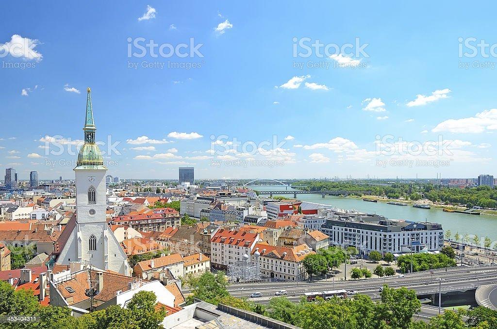 Bratislava, Slovakia stock photo