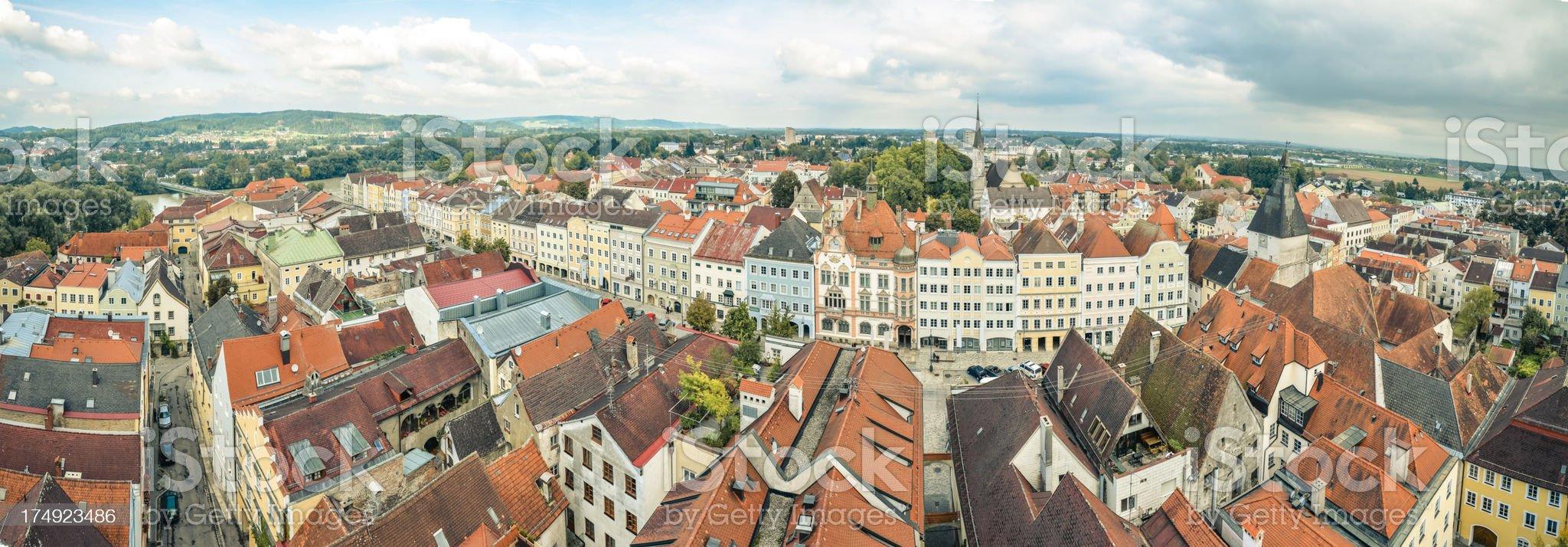 Braunau am Inn royalty-free stock photo