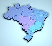 Brazil 3D