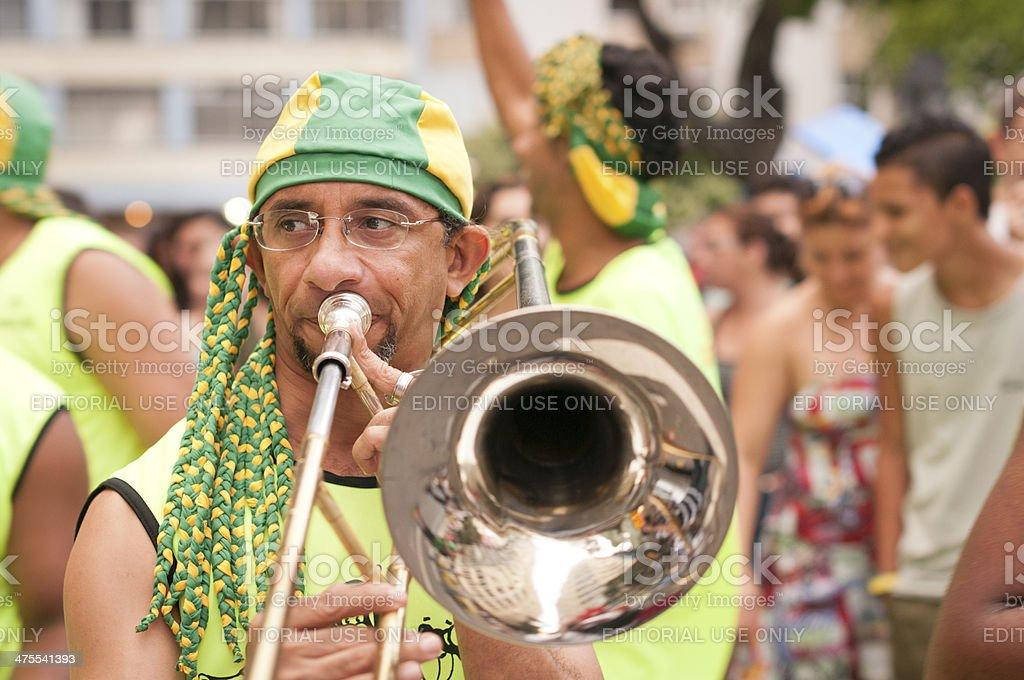 Brazil Boca Maldita stock photo