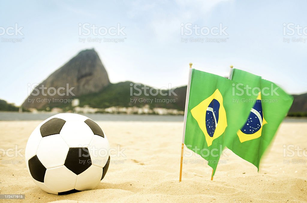 Brazil World Cup 2014 royalty-free stock photo