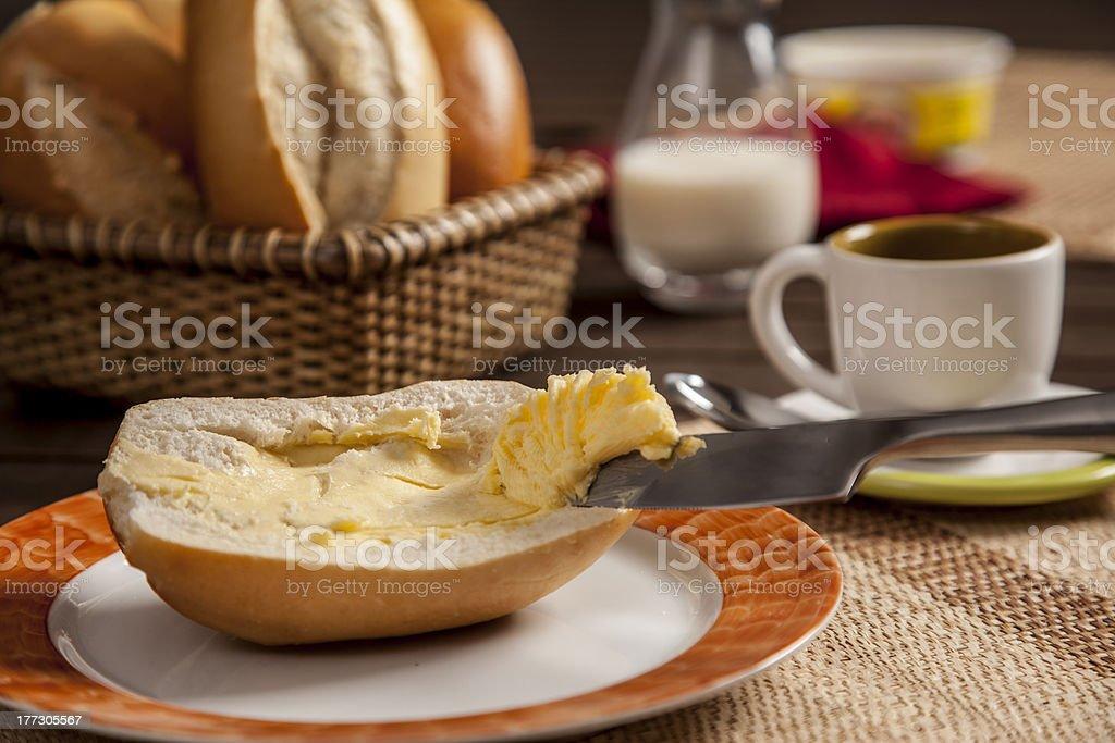 Brazilian Bread royalty-free stock photo