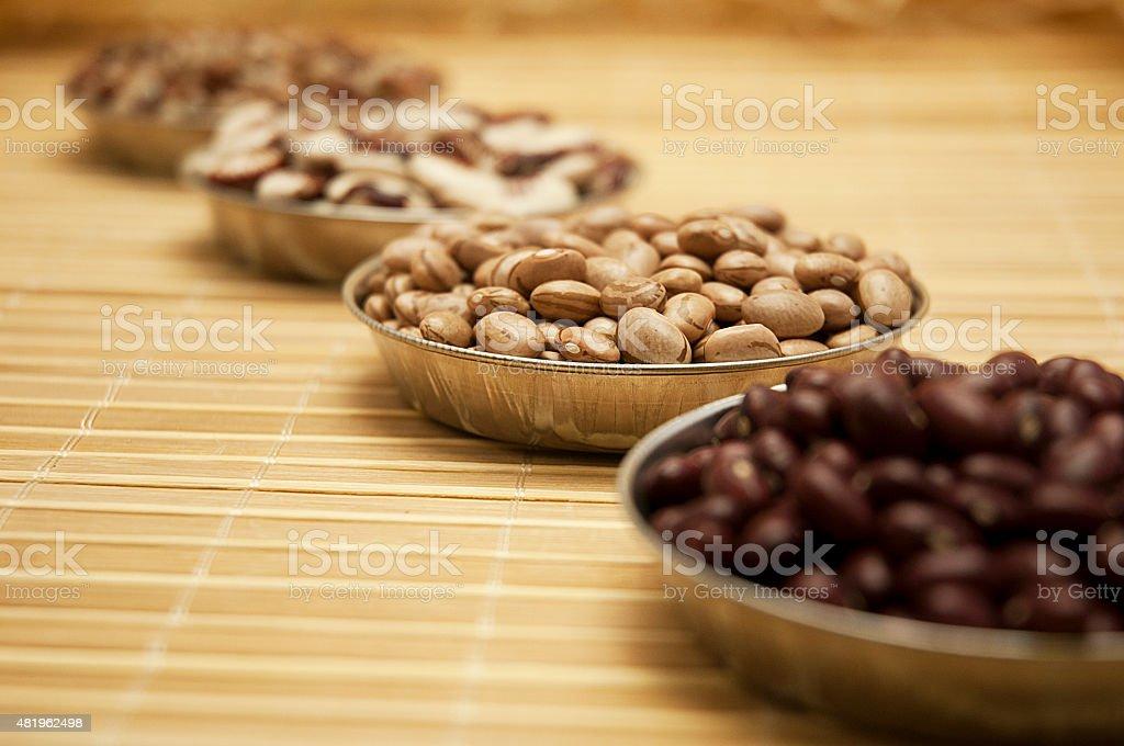 Brazilian grain stock photo