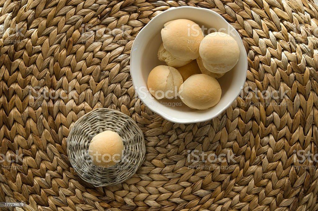 Brazillian Cheese Bread royalty-free stock photo
