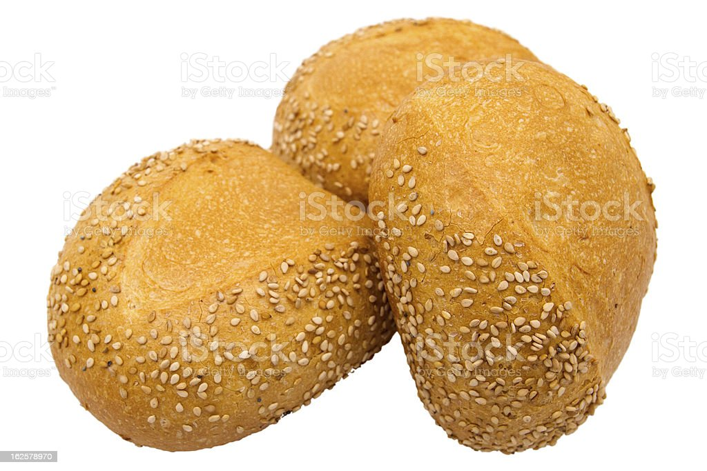 Bread baguette royalty-free stock photo