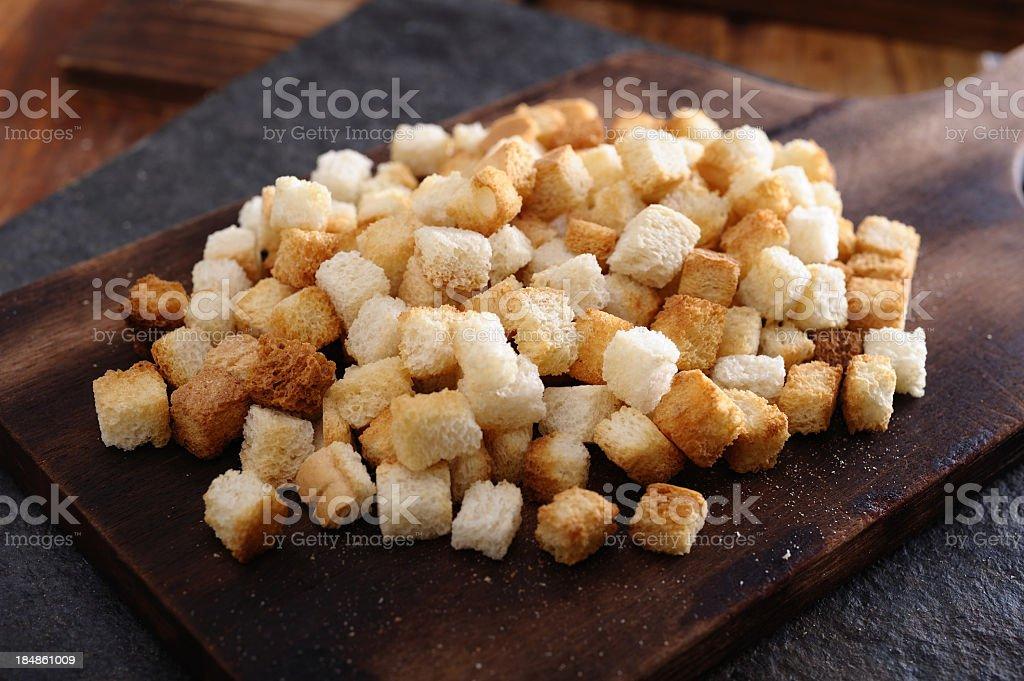 Bread Dressing royalty-free stock photo