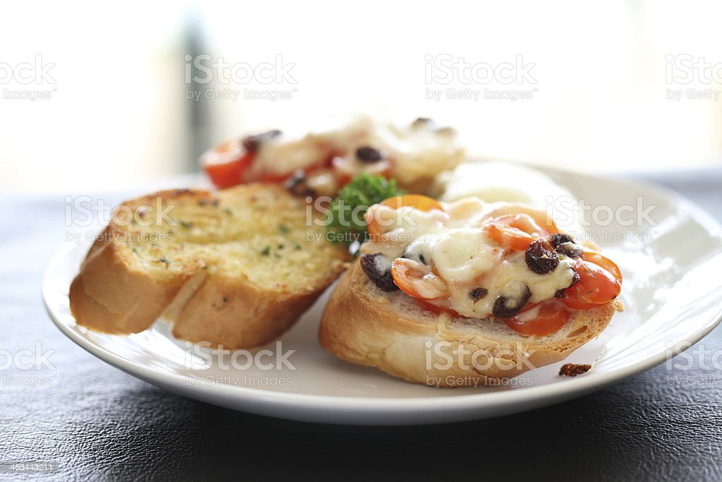 Bread in france style royalty-free stock photo
