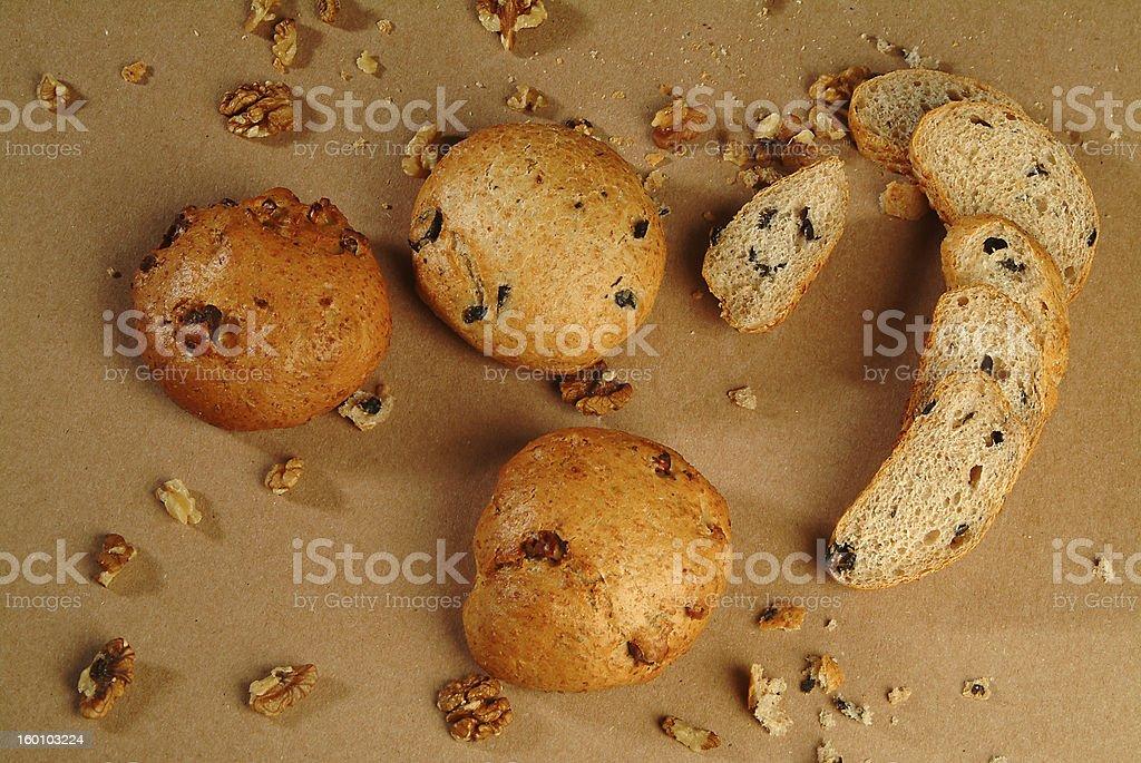 식빵 royalty-free 스톡 사진