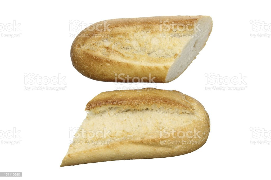 Bread Roll royalty-free stock photo