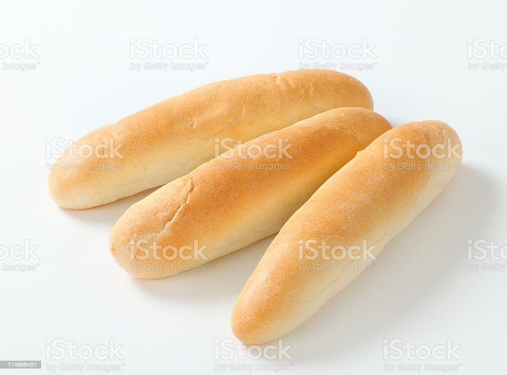 bread rolls royalty-free stock photo
