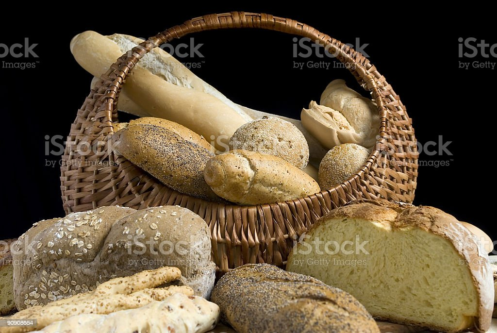 Breads 2 royalty-free stock photo