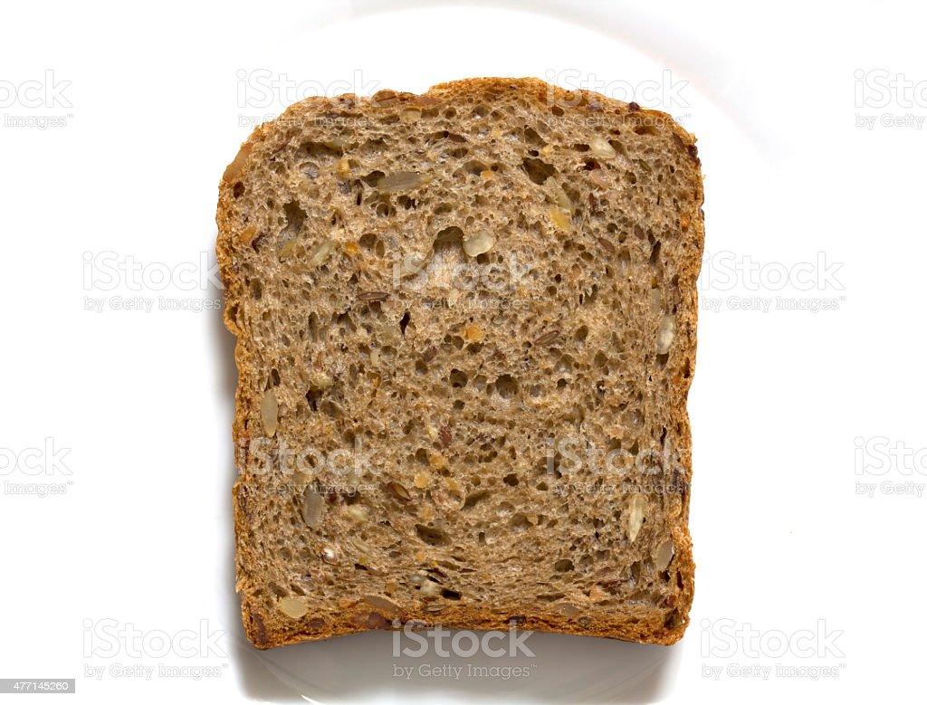 Breads. Slice Bread stock photo