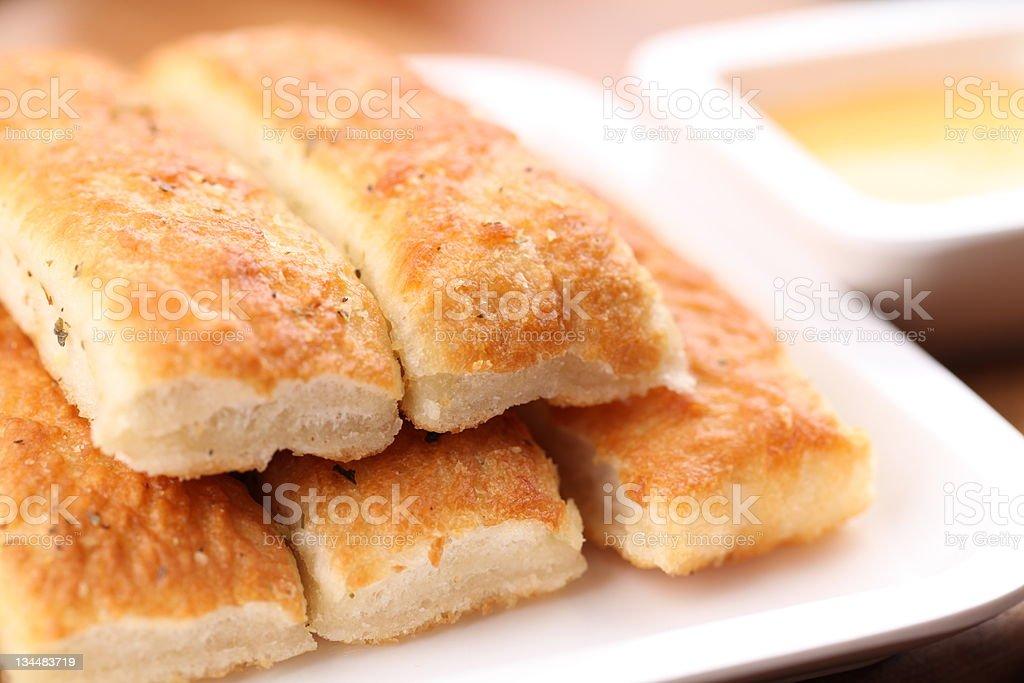 Breadsticks royalty-free stock photo
