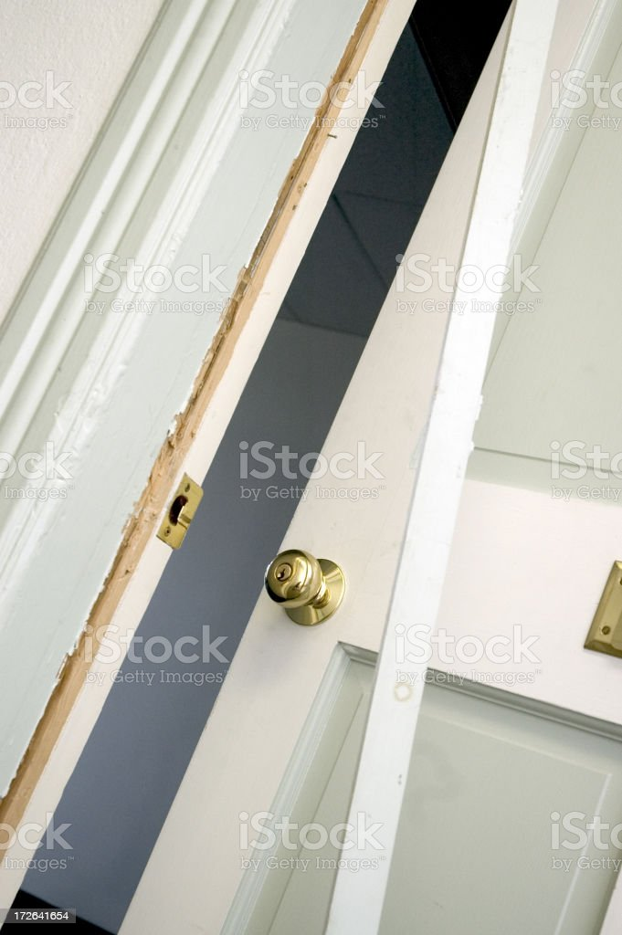 Break In! royalty-free stock photo