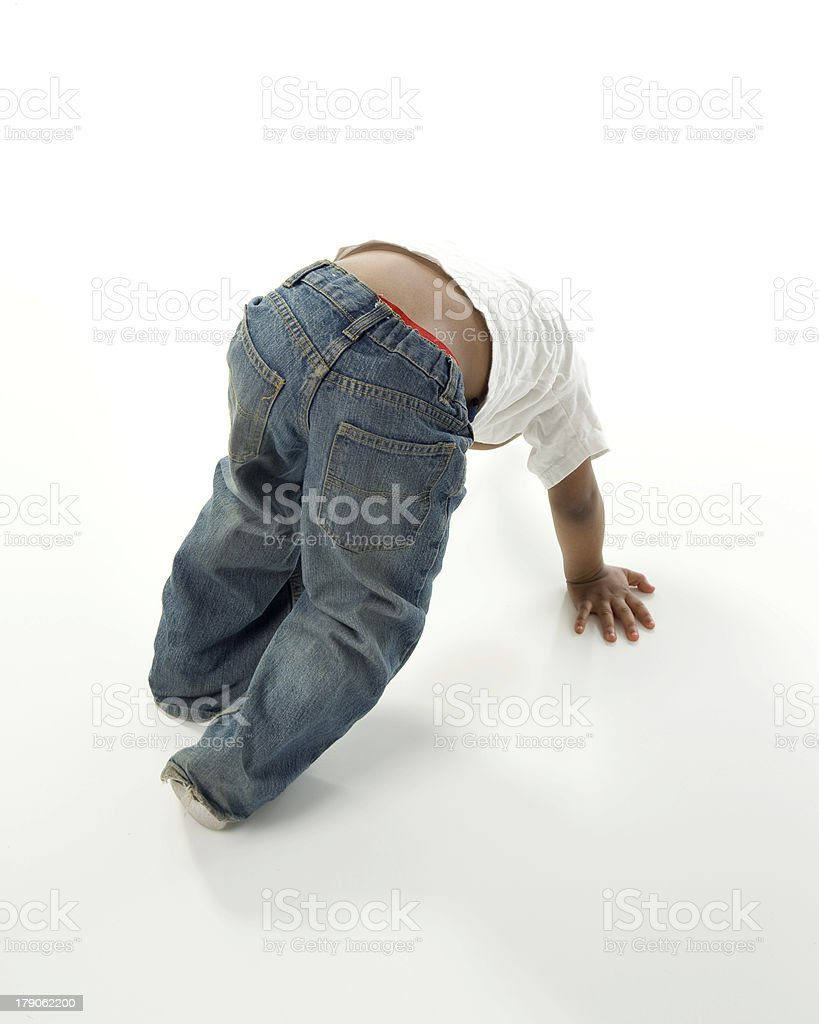 Breakdance Series royalty-free stock photo