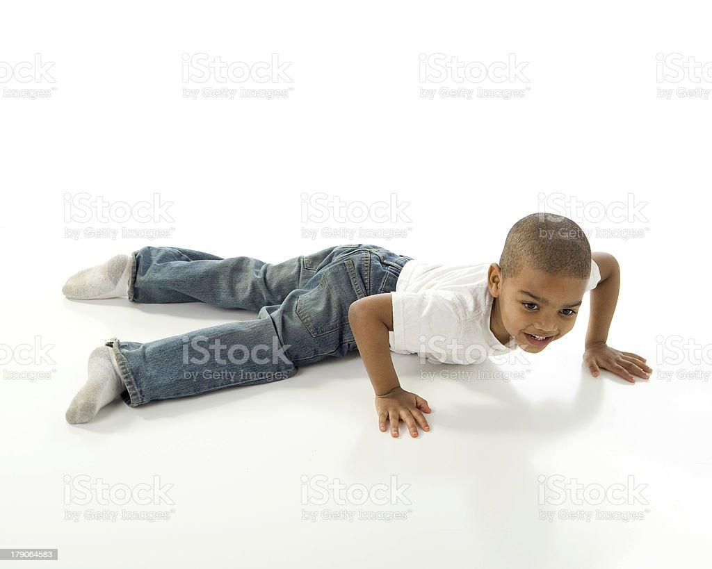 Breakdance Series royalty-free stock photo
