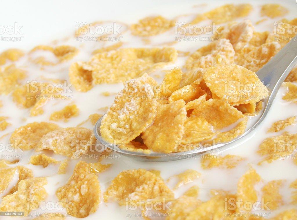 Breakfast Cereals royalty-free stock photo